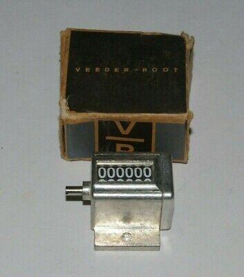 Veeder Root 6 Digit Mechanical Counter 114116