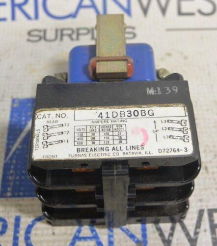 Furnas Electric 41DB30BG Contactor