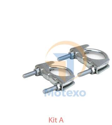 FK90844A Exhaust Fitting Kit for Petrol Catalytic Converter BM90844 BM90844H