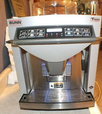 Bunn Espress Tiger Series Espresso Machine Grinder