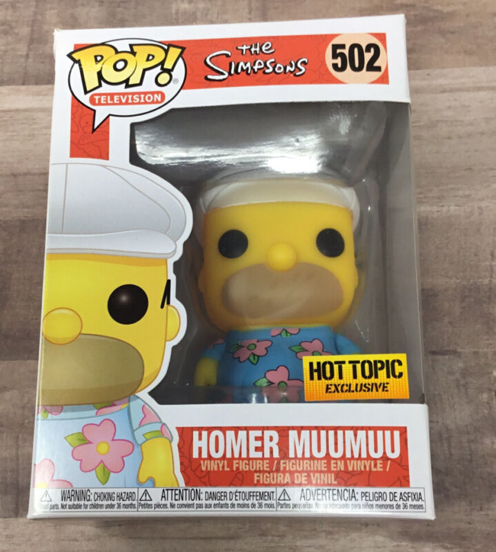 ANIMATION KING HOMER 39724 IN STOCK SIMPSONS TREE HOUSE OF HORROR FUNKO POP