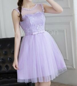 Brand new dress with tag - Purple