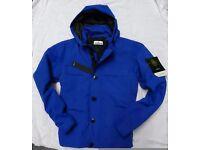 Mens Stone Island Micro Rep Winter Jacket