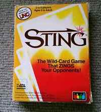 Sting card game Eaglemont Banyule Area Preview