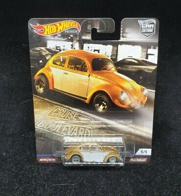 "Hot Wheels - Car Culture Cruise Boulevard 5/5 - Volkswagen ""Classic Bug"""