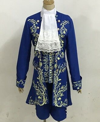 The Beast Costume (Movie Prince Beauty and The Beast cosplay costume Halloween for adult)