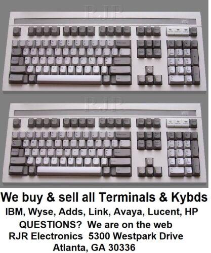 Wyse PCE Keyboard Wyse 840358-01 Wyse EPC Keyboard 840358, Grade B