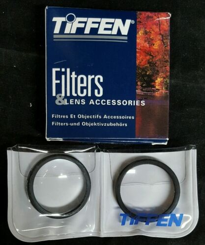 43mm Tiffen Close Up Lens Set (+7, +10) Colorcore Nib