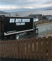 BIG BOYS MOVERS - 7097386653