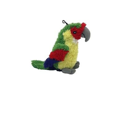 Look Who's Talking - Parrot - Dog Toy - Noise Box Polly want a cracker