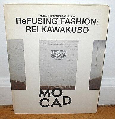 ReFusing Fashion Rei Kawakubo Comme Des Garcons Designer Clothes Clothing PB