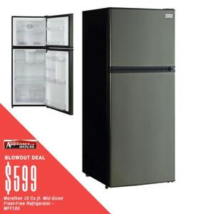 Milton Favourite ApplianceHouse has the best deals on Marathon Refrigerators