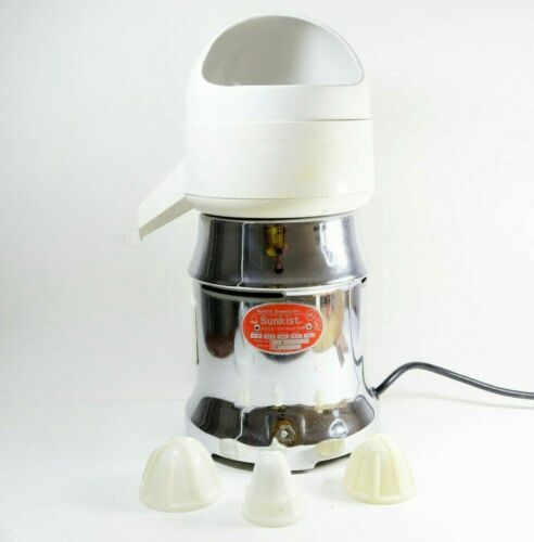 Vintage Sunkist Commercial Juicer - Juice Extractor Model 8-RB94