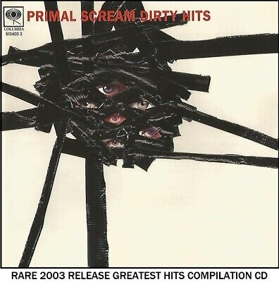 Primal Scream - Very Best Greatest Hits Collection 90's Indie Rock Brit Pop