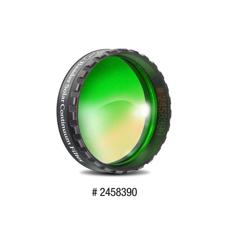 "Baader Planetarium 1.25"" Solar Continuum Filter # FSOL-1  2458390"