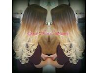 **Gem's Hair Extensions**Micro Rings, Fusion Bonding, Nano Rings** based in Solihull