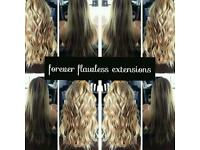 Top quality hair extensions using the finest human hair only £250 fitted!!