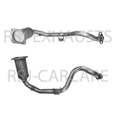 BM91768H Exhaust Approved Petrol Catalytic Converter +Fitting Kit +2yr Warranty