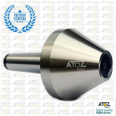 Mt5 Revolving Live Center Bull Nose Capacity 2 - 5 Pipe Tube 50mm-127mm 5mt