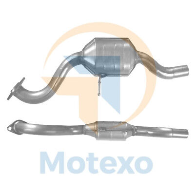 BM90010H Exhaust Approved Petrol Catalytic Converter +Fitting Kit +2yr Warranty