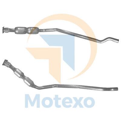 BM91166 Exhaust Petrol Catalytic Converter +Fitting Kit +2yr Warranty