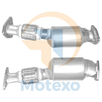 BM80445H Exhaust Approved Diesel Catalytic Converter +Fitting Kit +2yr Warranty