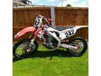 Crf450 efi 2011 model ROAD LEGAL