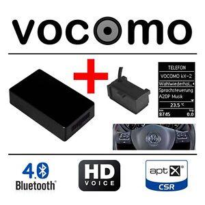 Freisprecheinrichtung VW V1 Bluetooth Audio aptX Polo, Tiguan, Touran, Touareg