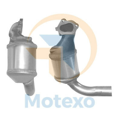 BM80246H Exhaust Approved Diesel Catalytic Converter +Fitting Kit +2yr Warranty