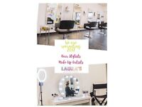 Self Employed Hairdresser & Makeup Artist Chair Rental