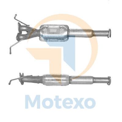 BM90787 Exhaust Petrol Catalytic Converter +2yr Warranty
