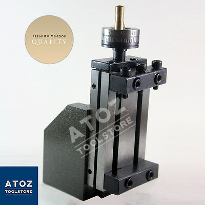 Mini Vertical Slide 90 X 50mm Tool Post Milling Lathe Machine Atoz Quality