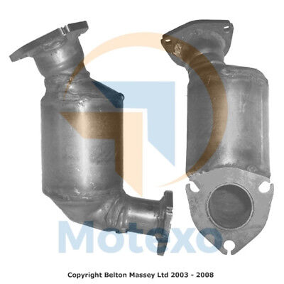 BM80251H Exhaust Approved Diesel Catalytic Converter +Fitting Kit +2yr Warranty