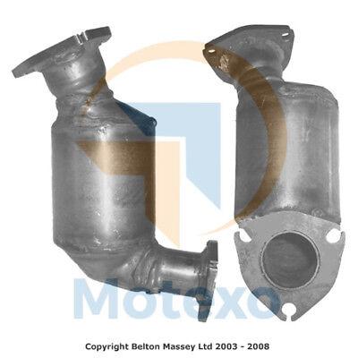 BM80251 Exhaust Diesel Catalytic Converter +Fitting Kit +2yr Warranty