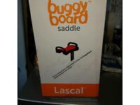 Buggy board seat