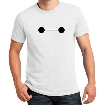 Baymax Big Hero T-shirt Disney Family Halloween Costume Shirt Adult Kids - Family Disney Halloween Costumes