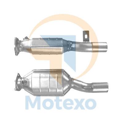 BM90096 Exhaust Petrol Catalytic Converter +Fitting Kit +2yr Warranty