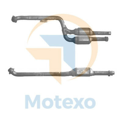 BM80190H Exhaust Approved Diesel Catalytic Converter +Fitting Kit +2yr Warranty