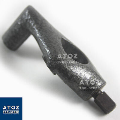 "3"" (75mm) Lathe Carrier Dog Bent Tail Atoz High Quality"