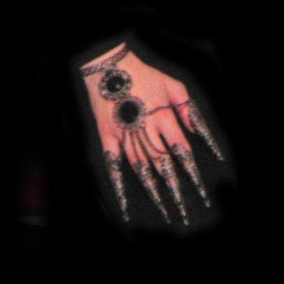 Sexy Jewelry Halloween Jewelry - Witch Wizard Hand Glove Adult Sexy Gothic Vampire Halloween Costume Jewelry