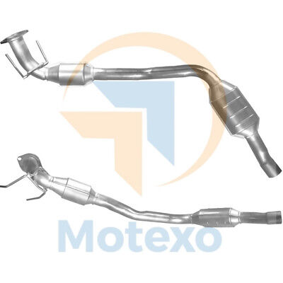 BM80196H Exhaust Approved Diesel Catalytic Converter +Fitting Kit +2yr Warranty
