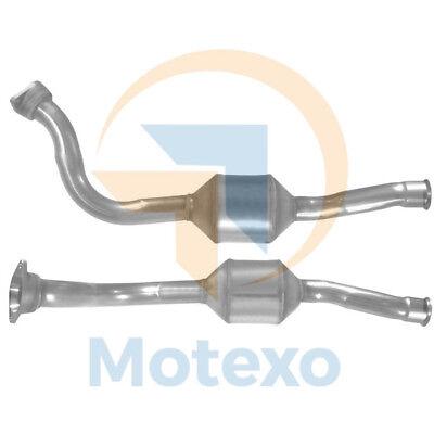 BM80148 Exhaust Diesel Catalytic Converter +Fitting Kit +2yr Warranty