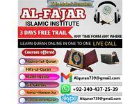 I Will Teach You Holy Quran