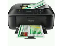 Canon Pixma MX475. All in one wifi printer