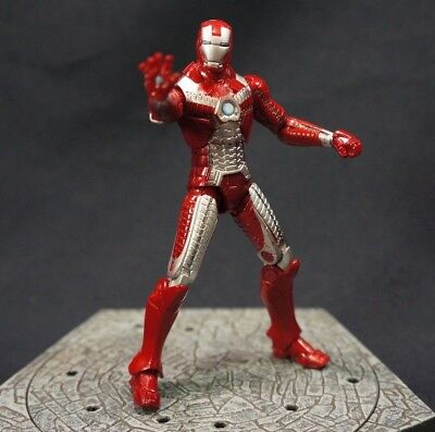"""Marvel Universe Ironman 2 Iron Man Mark V Armor Loose Action Figure 4""""  for sale  Shipping to India"""