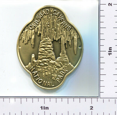 Hiking Medallion Stocknagel-Carlsbad Caverns (CC-1)