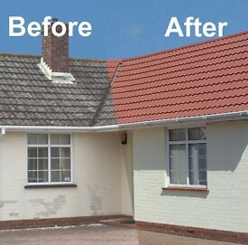 Roof Coating and Textured Wall Coating Sprayers - Wales and West Country