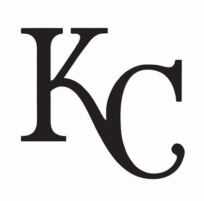 Kansas City KC Royals Vinyl Die Cut Car Decal Sticker - FREE - Kansas City Royals Stickers