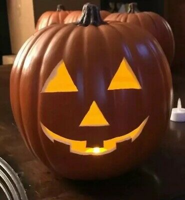 Michael Myers Halloween 3 Pumpkin