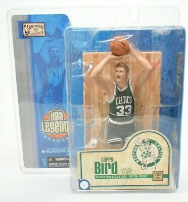 Larry Bird McFarlane NBA Legends Hardwood Classics Action Figure (NEW)